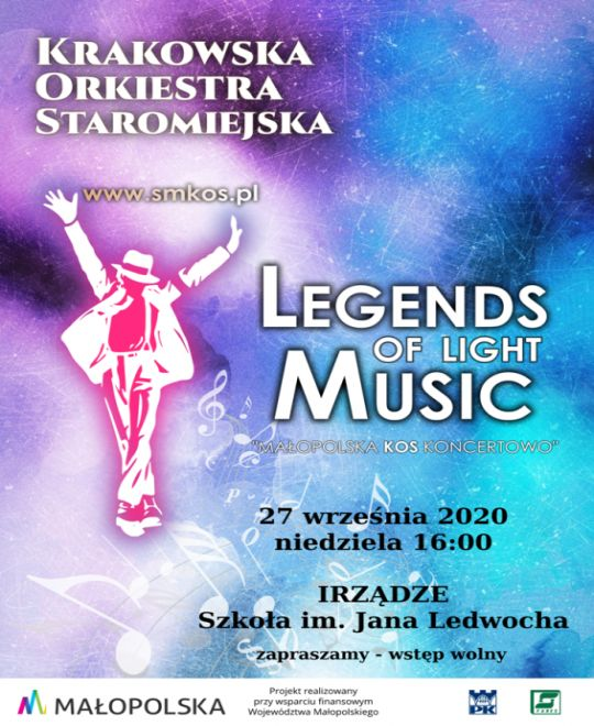 Irządze: Legends of Light Music